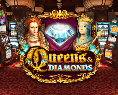 Queens and Diamonds Splash Art