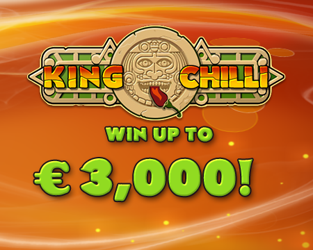 King Chilli Splash Art