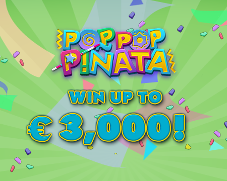 Pop Pop Pinata Splash Art