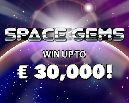 Space Gems Splash Art